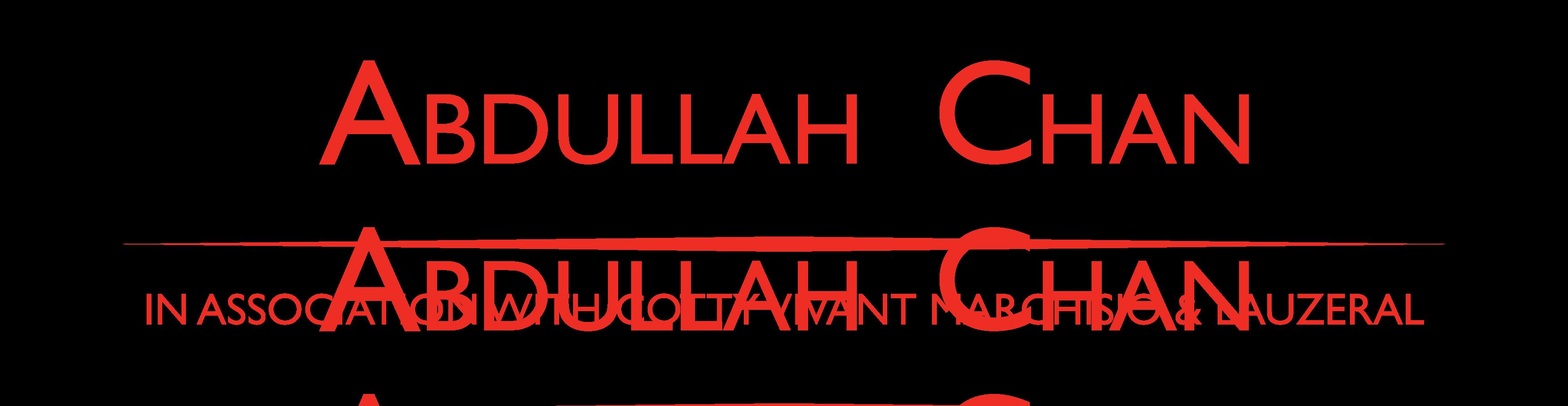 AC-CVML cocktail dinner | Abdullah Chan